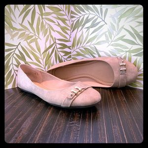 American Eagle By Payless Tan Flats